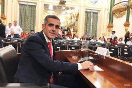 Abel González Ramiro gestionará el área de Concertación y Participación Territorial de la Diputación de Badajoz