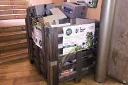 Los NCC extremeños recogen más de 5.600 kilos de basura electrónica