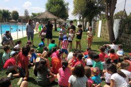 Las actividades veraniegas de la Oficina de Igualdad regresan a Guareña el martes 13 de Agosto