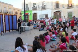 Vuelve un verano más el programa cultural Sirialia a Guareña
