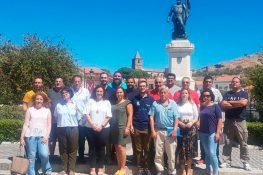 Constituída la nueva corporación de la Mancomunidad Guadiana que presidirá Antonio Aguilera
