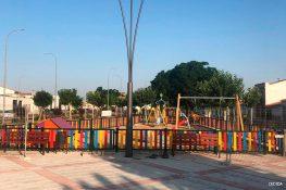 Este jueves se inaugura el Parque '8 de Marzo' situado en la Avenida de la Constitución