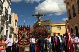 Arrancan las Fiestas Patronales en honor al Cristo de las Aguas en Guareña