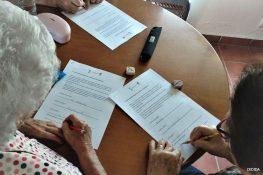 La Mancomunidad realizó este martes actividades con motivo del Día de la Mujer Rural