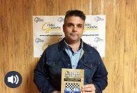 Juan Francisco López publica un libro sobre su trabajo en el Ajedrez sin Límites