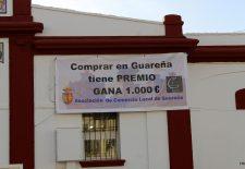 El Comercio Local de Guareña sortea 1000€ al realizar las compras navideñas
