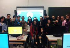 El IES 'Eugenio Frutos' se suma al Día de la Mujer y la Niña en la Ciencia