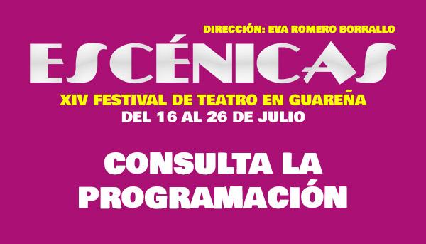 Festival Escénicas de Teatro 2020 en Guareña