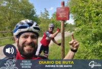 Pedales Solidarios: Diario de Ruta. Jueves 13 de Mayo