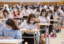 42 alumnos del IES 'Eugenio Frutos' arrancan este martes sus pruebas de la EBAU