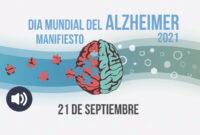 Manifiesto leído por Celia Corbacho con motivo del Día Mundial del Alzheimer
