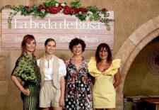 Este viernes se proyecta 'La Boda de Rosa' para conmemorar el Día de las Mujeres Rurales